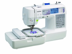 brother se400 embroidery sewing machine